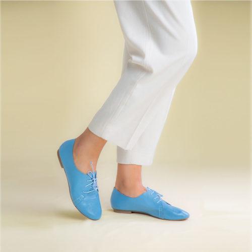 Oxford Boutique Ref 021 Azul-bebê