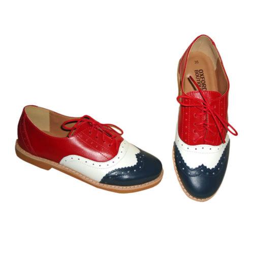 Sapato Oxford Inglaterra