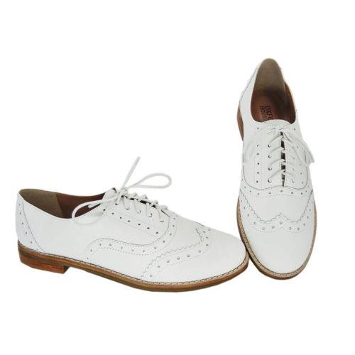 Oxford Branco Oxford Boutique